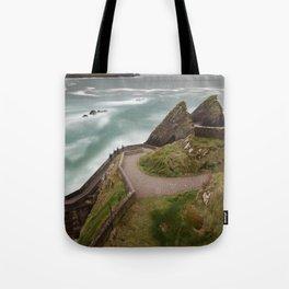 Dunquin Pier,Kerry,Ireland Tote Bag