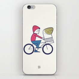 I believe in you iPhone Skin