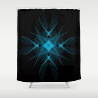 sonic Shower Curtains featuring Sonic by Display Dezign