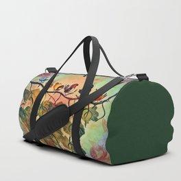Spring Peeps Duffle Bag