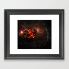 Ogre Framed Art Print