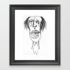 biadam Framed Art Print