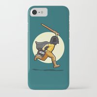 darth iPhone & iPod Cases featuring Darth Harry by Rabassa