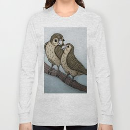 Love sparrows Long Sleeve T-shirt