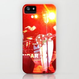 MARK MCGRATH iPhone Case