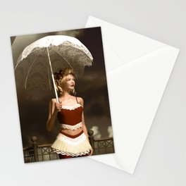 The victorian scandal Stationery Cards