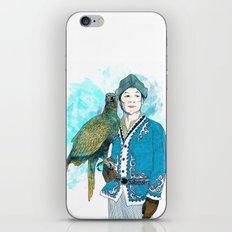 Wisdom 2 iPhone & iPod Skin