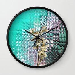 Dandelion 360 Wall Clock