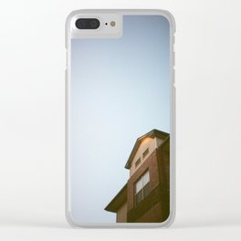 Homey Clear iPhone Case