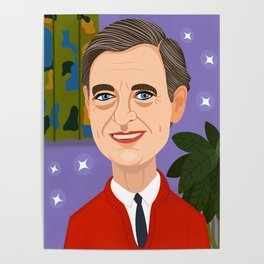 Mr. Rogers Poster