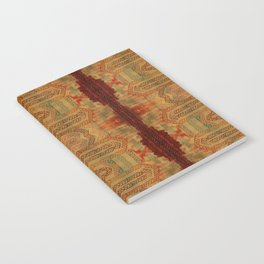temple blood ELM THE PERSON Notebook