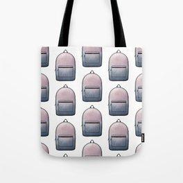 Heard You Like Backpacks Tote Bag