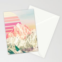 Mt. Retro Stationery Cards
