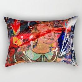 Bop Istem Rectangular Pillow
