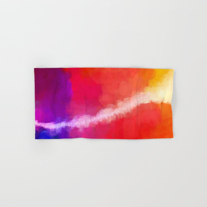 For the Love of Color Hand & Bath Towel