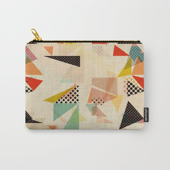 between shapes Carry-All Pouch