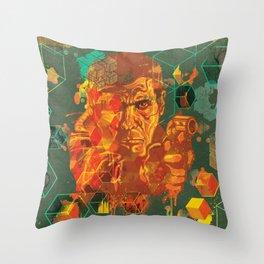 Deckard Throw Pillow