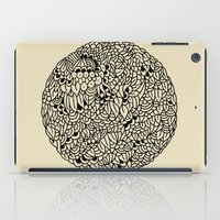 mandala iPad Cases featuring Mandala by Marcelo Romero