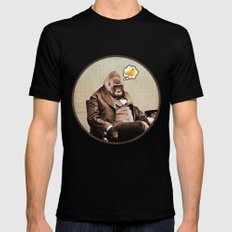 Gorilla My Dreams Mens Fitted Tee Black LARGE
