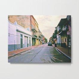 To Miss New Orleans Metal Print