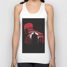 The Man Without Fear Unisex Tank Top