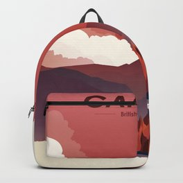 Alone In Nature - RedSky Backpack