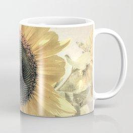 Soft Sunflower Flower Modern Country Home Decor Cottage Art A421a Coffee Mug