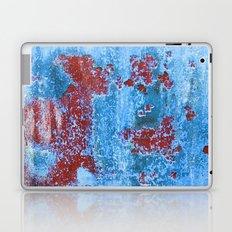 Blue/Red Laptop & iPad Skin