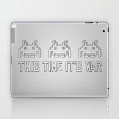 This Time It's War Laptop & iPad Skin
