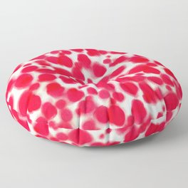 Platelets Floor Pillow