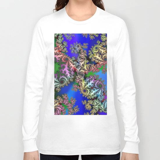 boring world without colors Long Sleeve T-shirt