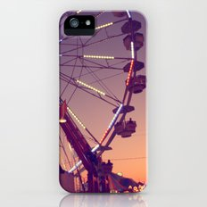 Midway Sunset iPhone (5, 5s) Slim Case