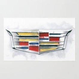 Cadillac #1 Rug