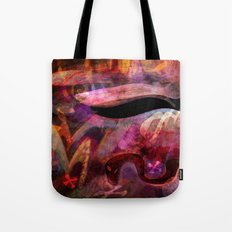 Elements IV - A Confluence of Apparitions Tote Bag