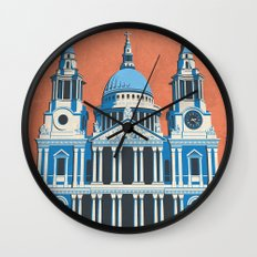 St. Paul's Cathedral Wall Clock