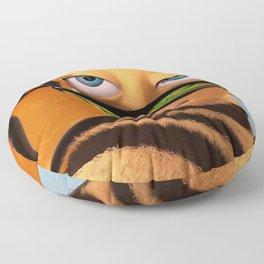 Barry Benson Bee Movie Meme Floor Pillow