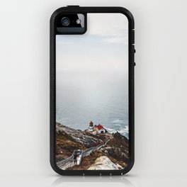Point Reyes Lighthouse iPhone Case