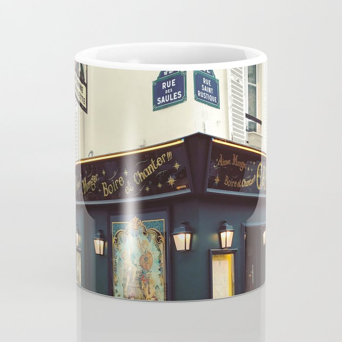 Cafe Culture Coffee Mug