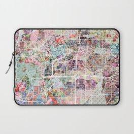 Akron map Laptop Sleeve