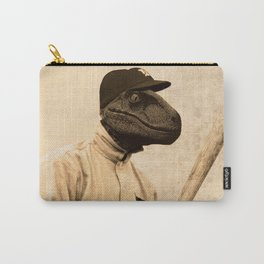 Baseball Velociraptor Carry-All Pouch