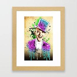 Fred Astaire, new steps.  Framed Art Print