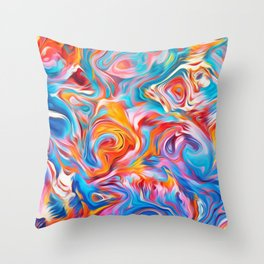 Wive Throw Pillow