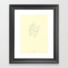 पाऊस(paus) Rain  Framed Art Print