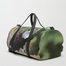 Are you meowing to me? Duffle Bag