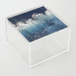 Ocean Waves Acrylic Box
