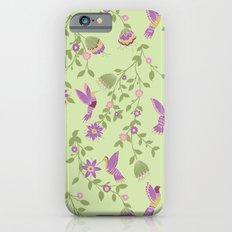 Hummingbirds iPhone 6s Slim Case