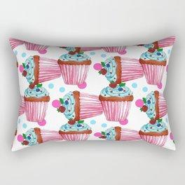sweet cake Rectangular Pillow