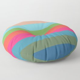 Tripurasura Floor Pillow