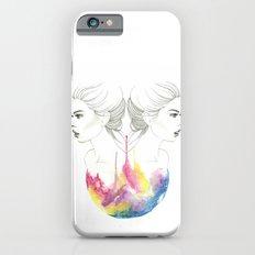 zodiac - gemini iPhone 6s Slim Case