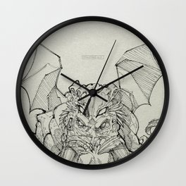 CTHULATHON: 64 Wall Clock